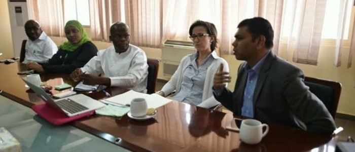 Rotimi_Agathe visit to Kaduna